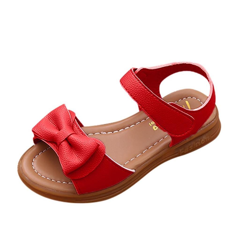 552d5def68fc2 GongzhuMM Sandales Bébé Fille 21-30 Chaussures Fille Été Creux ...