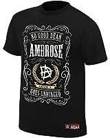 "Dean Ambrose ""No Dean Goes Unhinged"" Authentic T-Shirt"