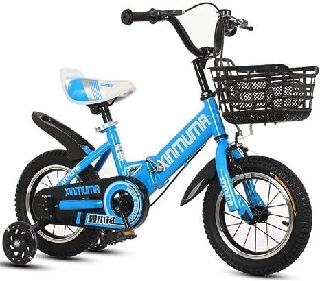 Dsrgwe Bicicleta niño, Bicicletas niños, de Vespa Plegable ...
