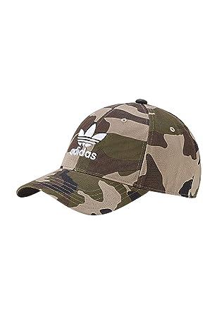 ca5cdc1e1b8 Adidas Cap CLAS Cap Camo Green OSFM (One Size for Men)  Amazon.com ...