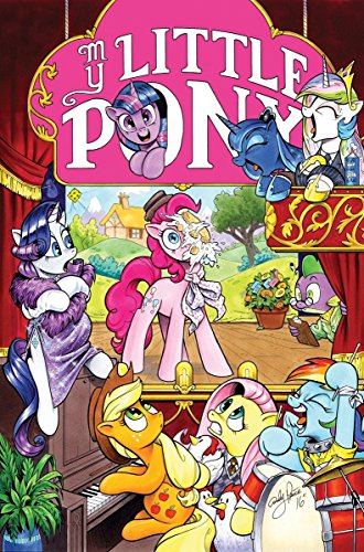 My Little Pony: Friendship is Magic Volume 12 Eight Little Ponies