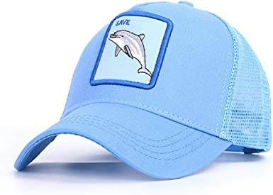 Gorra De Béisbol Patrón De Bordado Animal Gallo Unisex ...