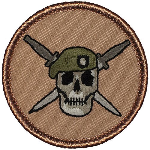 Army Rangers Patrol Patch - 2