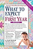 img - for What to Expect the First Year Paperback   October 7, 2014 book / textbook / text book