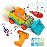 Amazon Com Toy State Caterpillar Construction Mining