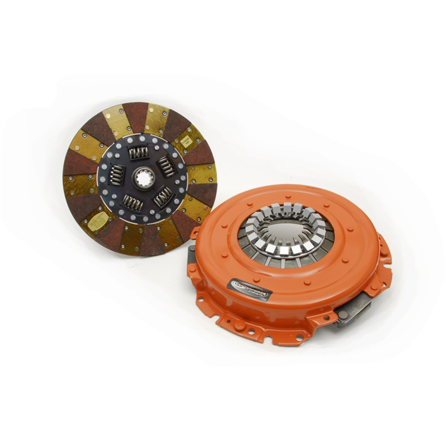 Centerforce DF735552 Dual Friction Clutch Pressure Plate and Disc