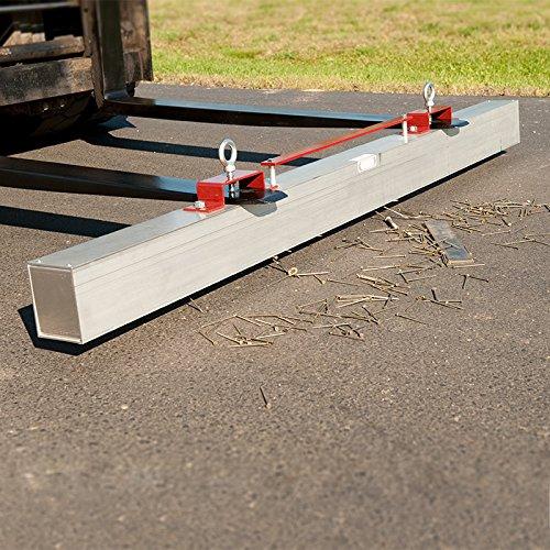 Shields Company RL-60 Load-Release All-Terrain Magnetic Sweeper