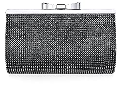 Luxury Rhinestone Crystal Clutch For Women