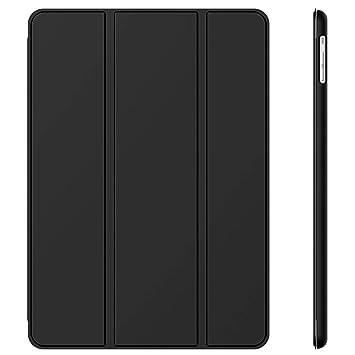 JETech Funda para iPad Air, Carcasa con Soporte Función, Auto-Sueño / Estela, Negro