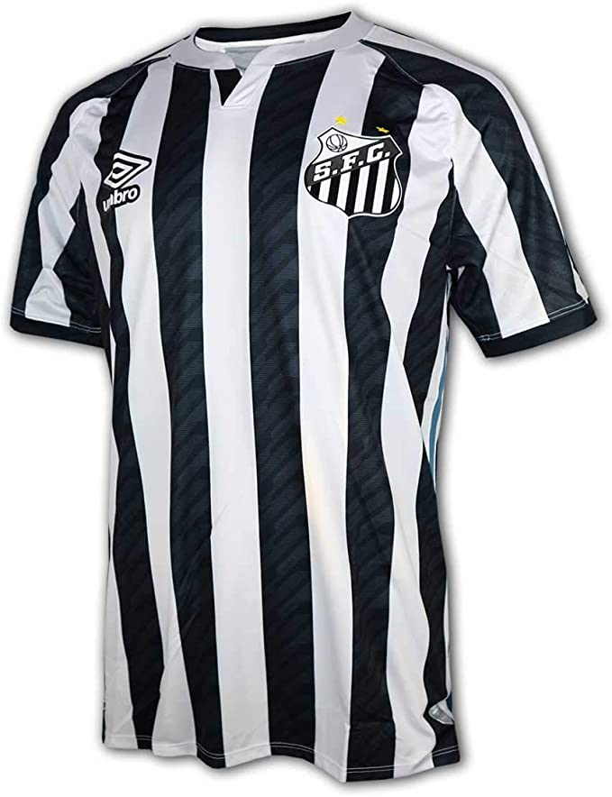 Umbro 2020-2021 Santos Away - Maglietta da calcio