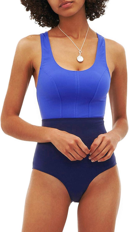 Sports Swimwear Swimsuit One Piece Women/'s Bikini Beach Pool Simple Swim Outfits