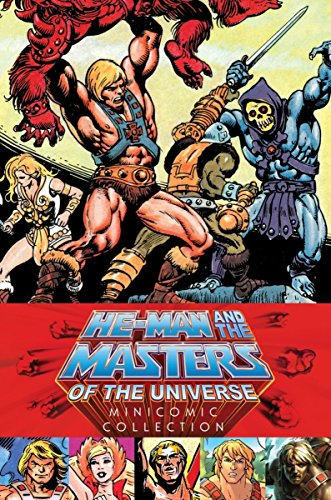 He Man Masters Universe - He-Man and the Masters of the Universe Minicomic Collection