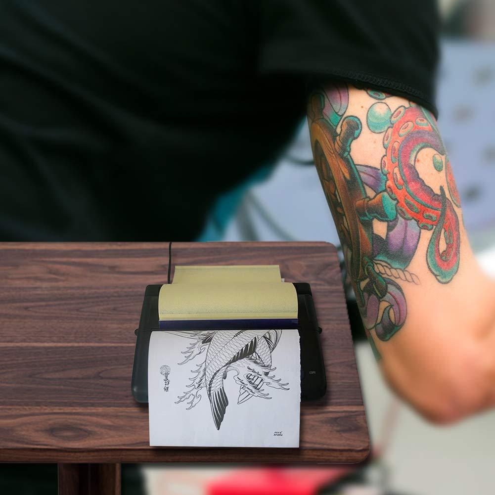 IDABAY Tattoo Transferencia Maquina Plantilla de tatuaje ...