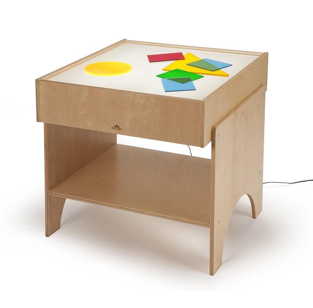 Whitney Brothers Light Table by Whitney Brothers (Image #1)