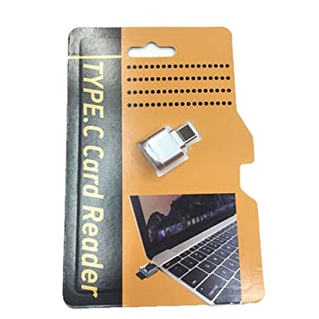 ESden USB 3.1 Tipo C OTG Micro SD TF Card Reader Adapter ...