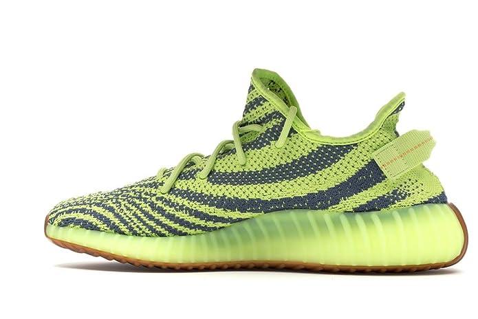 best website ac3c2 c56b1 adidas Yeezy Boost 350 V2 Semi Frozen Yellow Unisex B37572