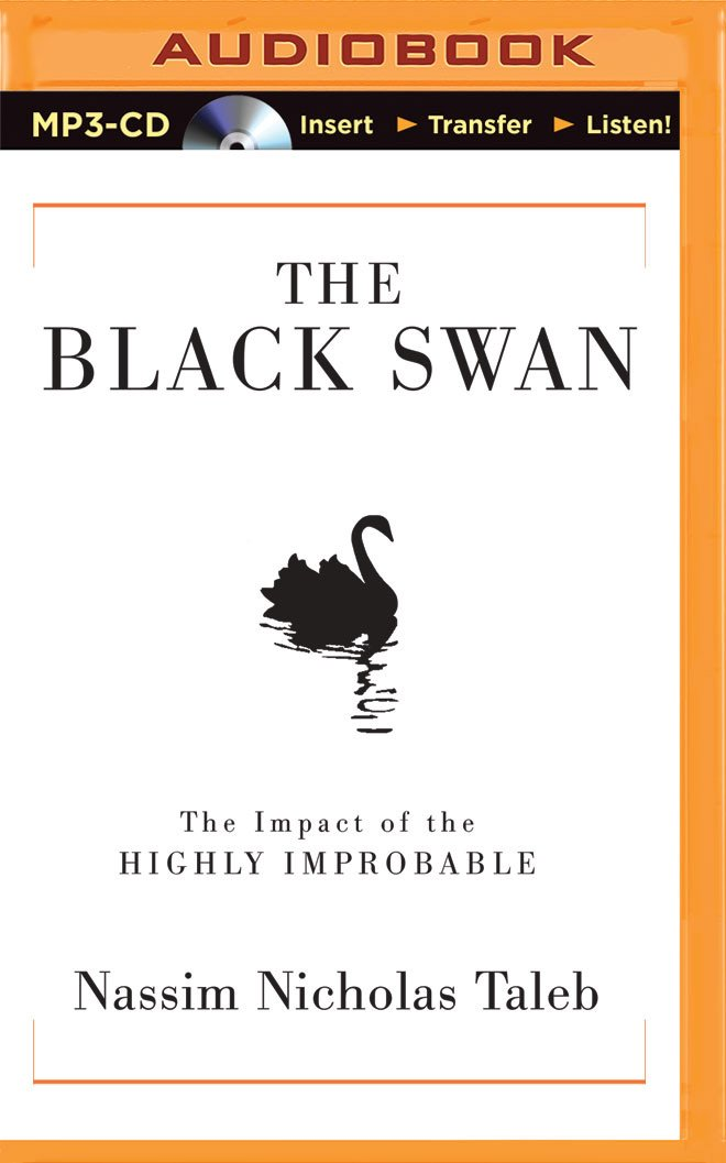 The Black Swan: The Impact of the Highly Improbable