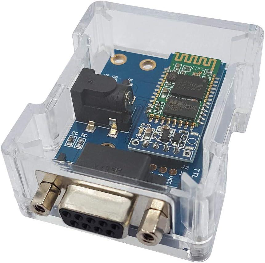 DSD TECH SH-B23A Bluetooth 2.0 a RS232 Serial Adapter con convertidor DB9