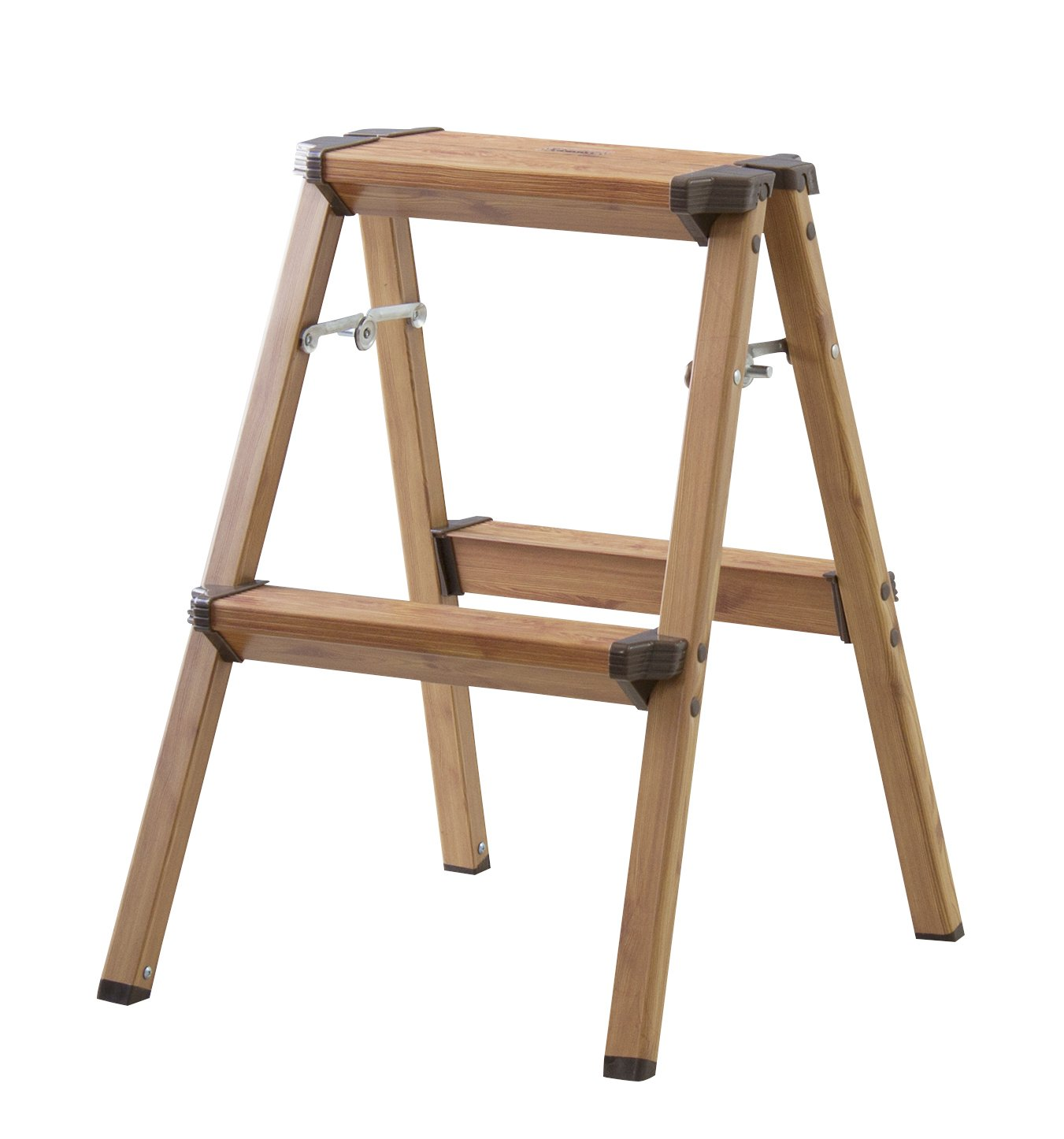 Azumaya 22 Height Folding Step Stool Medium Size PC-402