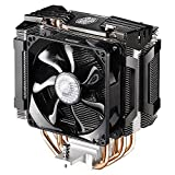 #10: Cooler Master Hyper D92 - CPU Air Cooler with Dual 92mm Offset Push-Pull Fans and Accelerated Cooling System