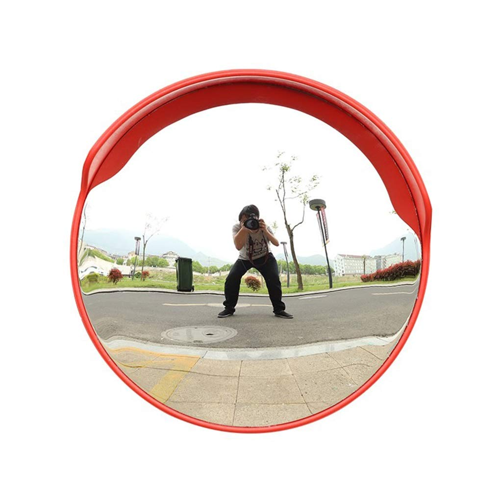 安全ミラー 凸面トラフィックミラー、 広角ミラー 高級保護フィルム の駐車場の安全と店舗のセキュリティ (Size : B100cm) B100cm  B07SDLFQBD