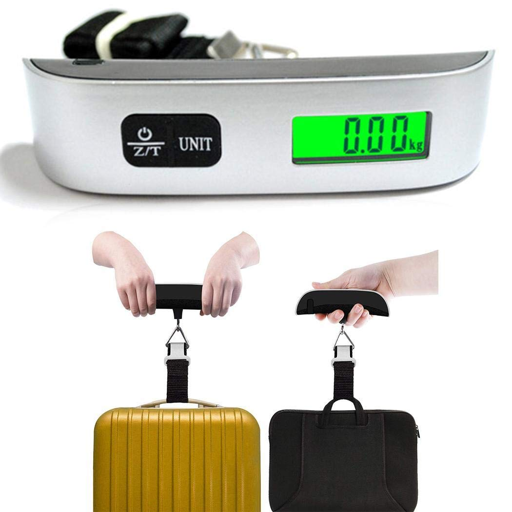 Gonikm Digital Hanging Luggage Scale Portable Multi-function Luggage Scales by gonikm
