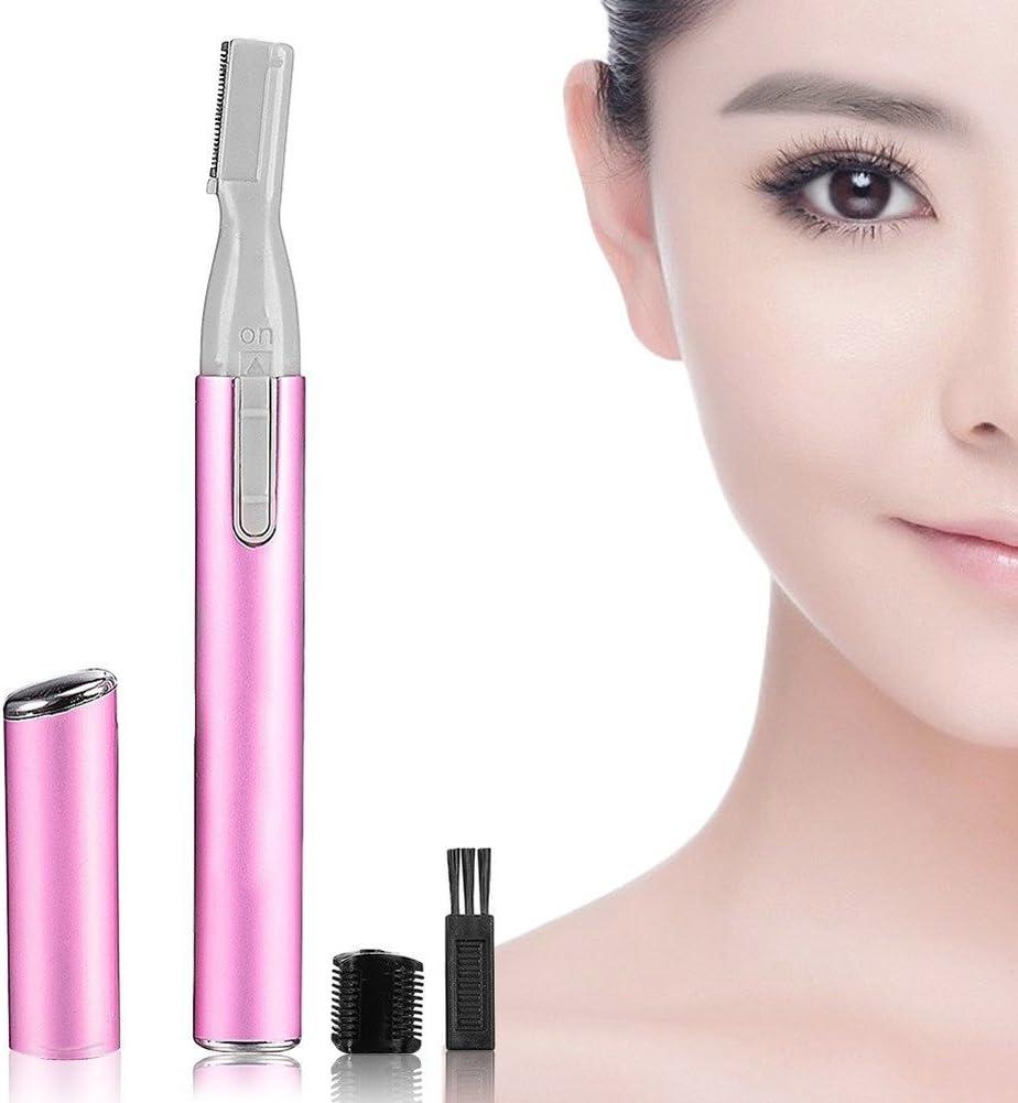 Micro afeitadora eléctrica portátil Mujer Lady Recortadora ...