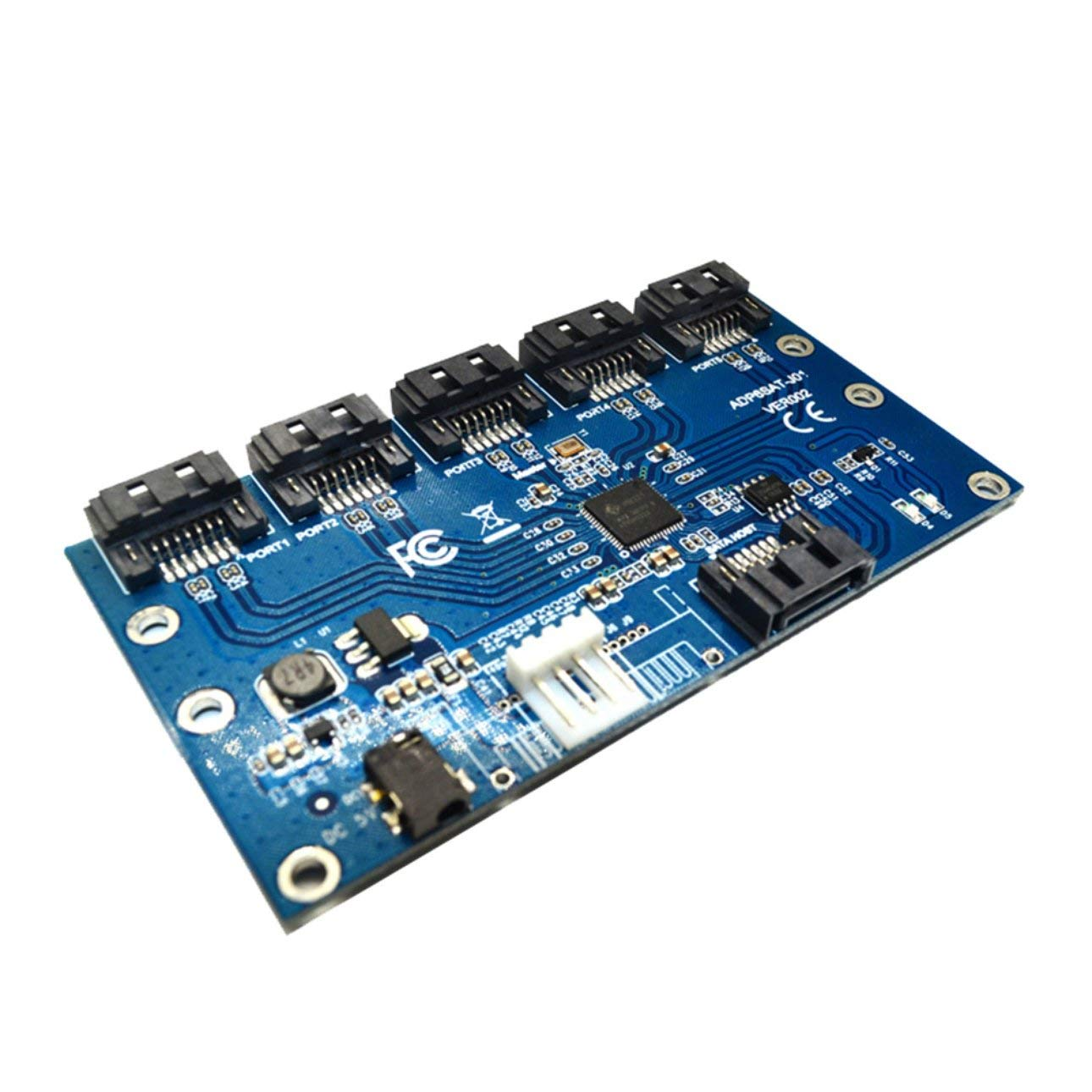 Bwsensing 3D Digital Compass Electric Compass Bare Board HEC360 with Heading Accuracy 0.3-0.5 Degree and RS232,RS485,TTL,Modbus Output for Optional