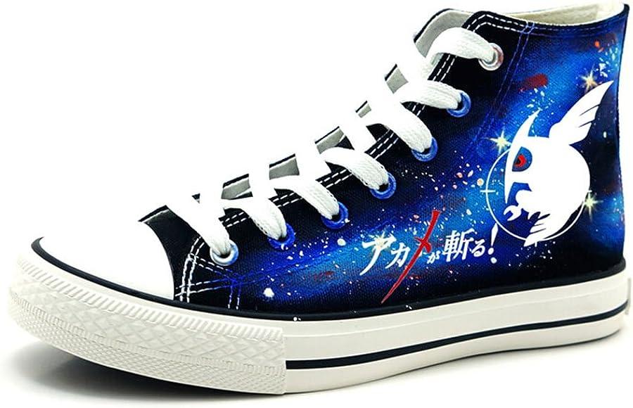 Anime Night Raid Logo Cosplay Shoes