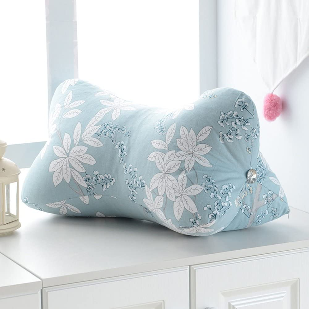Farbe : # 1 Sofakissen Beinhebekissen Schwangerschafts-Sprungkissen knochensch/ützende Kopfkissen Bettkopfst/ützen