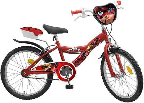 Bicicleta Lady Bug Licencia oficial niño Mariquita 20 pulgadas: Amazon.es: Deportes y aire libre