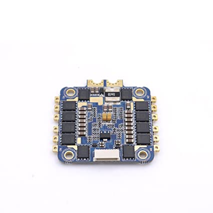 LEACO The Airbot Typhoon 4in1 S ESC 4x30A Race Verison Runs BLHELI_S  fimrware Supports Our ESCLINKER and BLHELIsuit for Quadcopter Drone