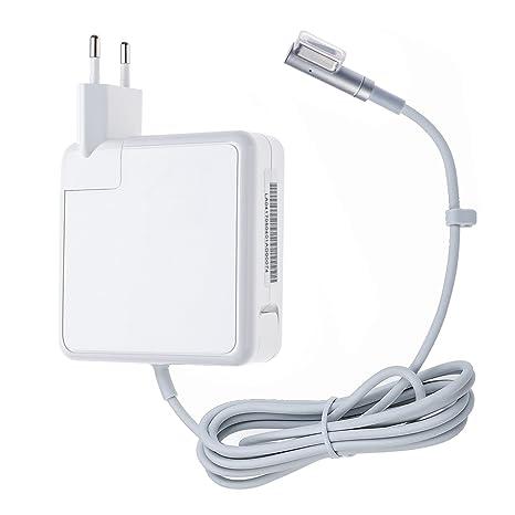 Macbook Pro Cargador, 85W PC Portátil Adaptador para Apple MacBook Pro 13