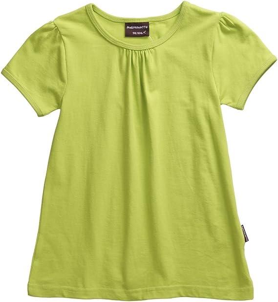 Maxomorra - Blusa - para niña verde 122 cm/128 cm, A, A: Amazon.es: Ropa y accesorios
