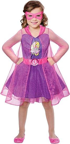 amscan 9900424 - Disfraz de Barbie Spy Squad: Amazon.es: Juguetes ...