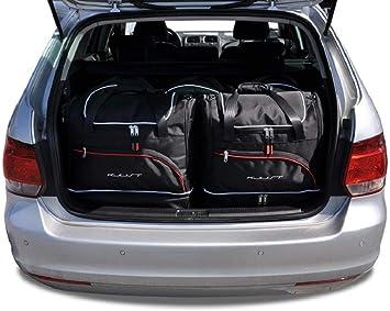 Kjust Dedizierte Taschen 5 Stk Set Kompatibel Mit Vw Golf Variant Vi 2008 2016 Auto