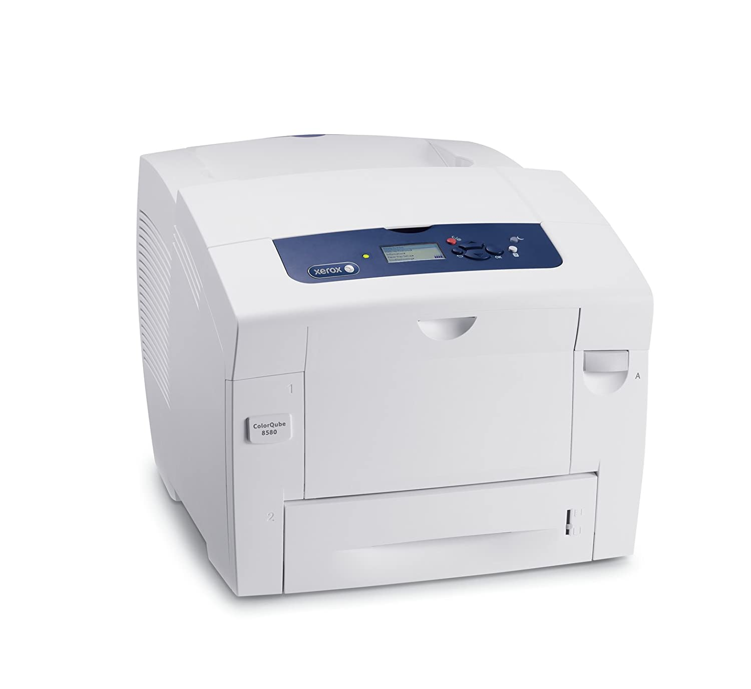 Amazon.com: Xerox ColorQube 8580/DN Color Printer - Auto Duplexing:  Electronics