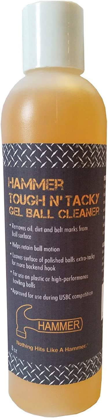 Hammer Tough N Tacky Bowling Ball Cleaner by Strikeforce LLC