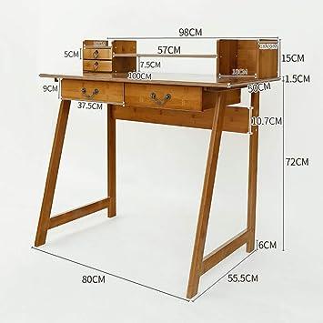 MU Mesa portátil para el hogar Escritorio de la computadora ...