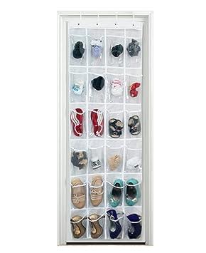 Youjia Praktische Hängeorganizer Ordnungssystem Mit 24 Taschen