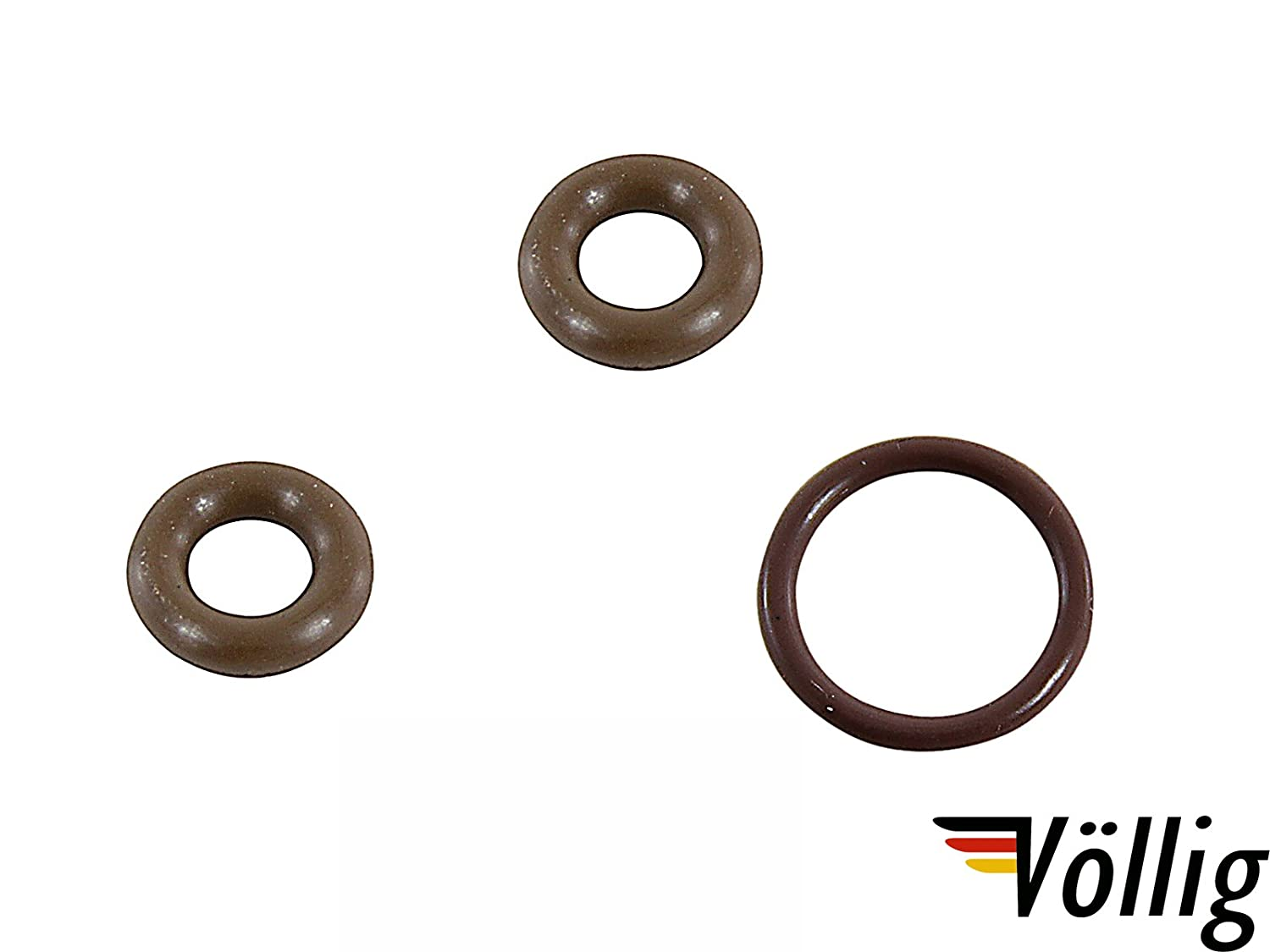 Viton Ford Powerstroke 73l 73 L Fuel Filter Bowl Drain On 99 F250 Valve O Ring Kit 3pc Automotive