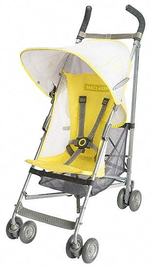 Amazon.com: Maclaren Volo carriola, amarillo girasol ...