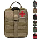 Best Emts - Bagail EMT Pouch Molle Rip-Away First Aid  IFAK Military Review