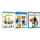 Despicable Me / Despicable Me 2 / Minions (shrink-wrapped bundle) [Blu-ray]