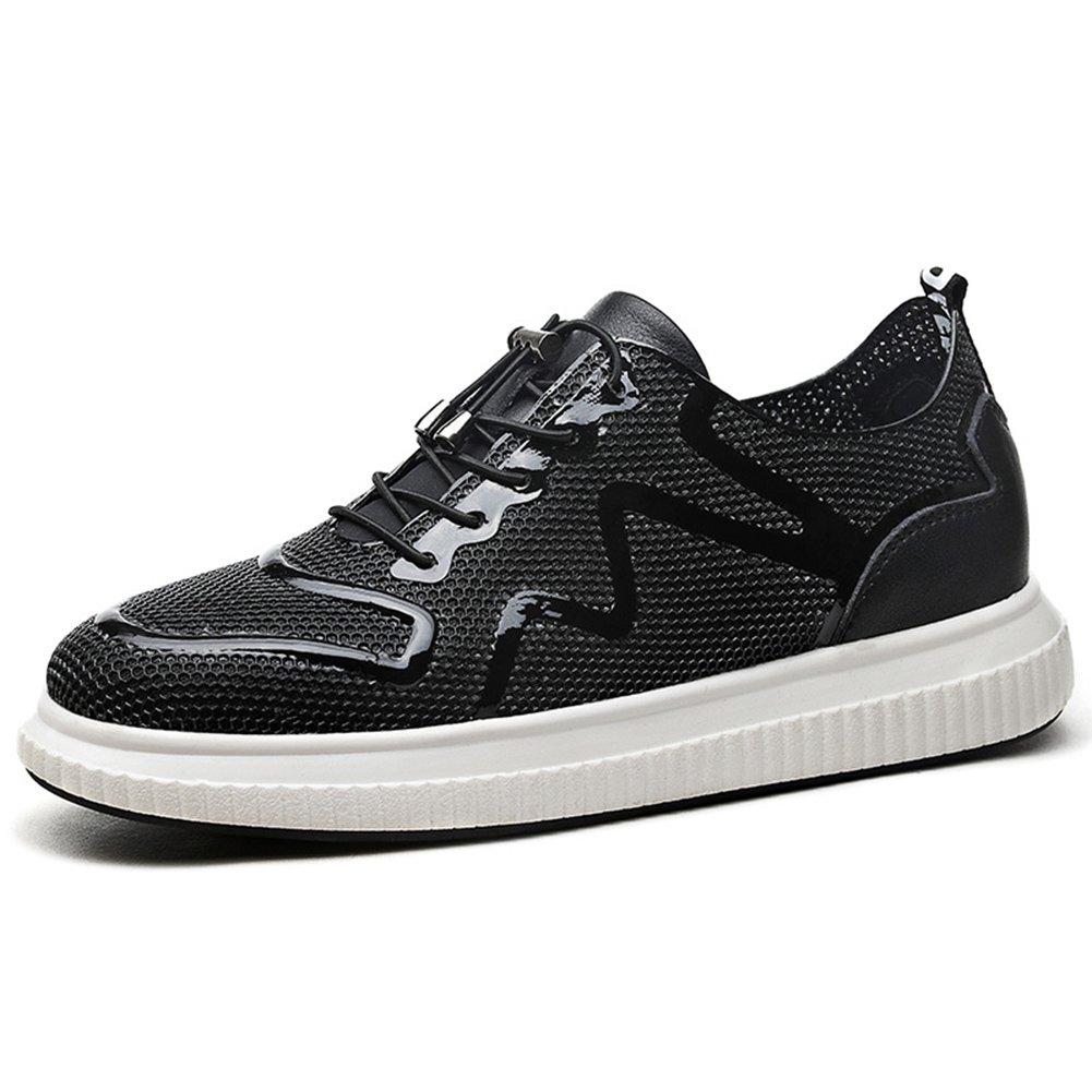 YIXINY Deporte Zapato FY-888444 Primavera Y Verano Nueva Moda Respirable Cabeza Redonda Calzado De Hombre Casual Al Aire Libre ( Tamaño : EU43/UK9/CN44 ) EU43/UK9/CN44