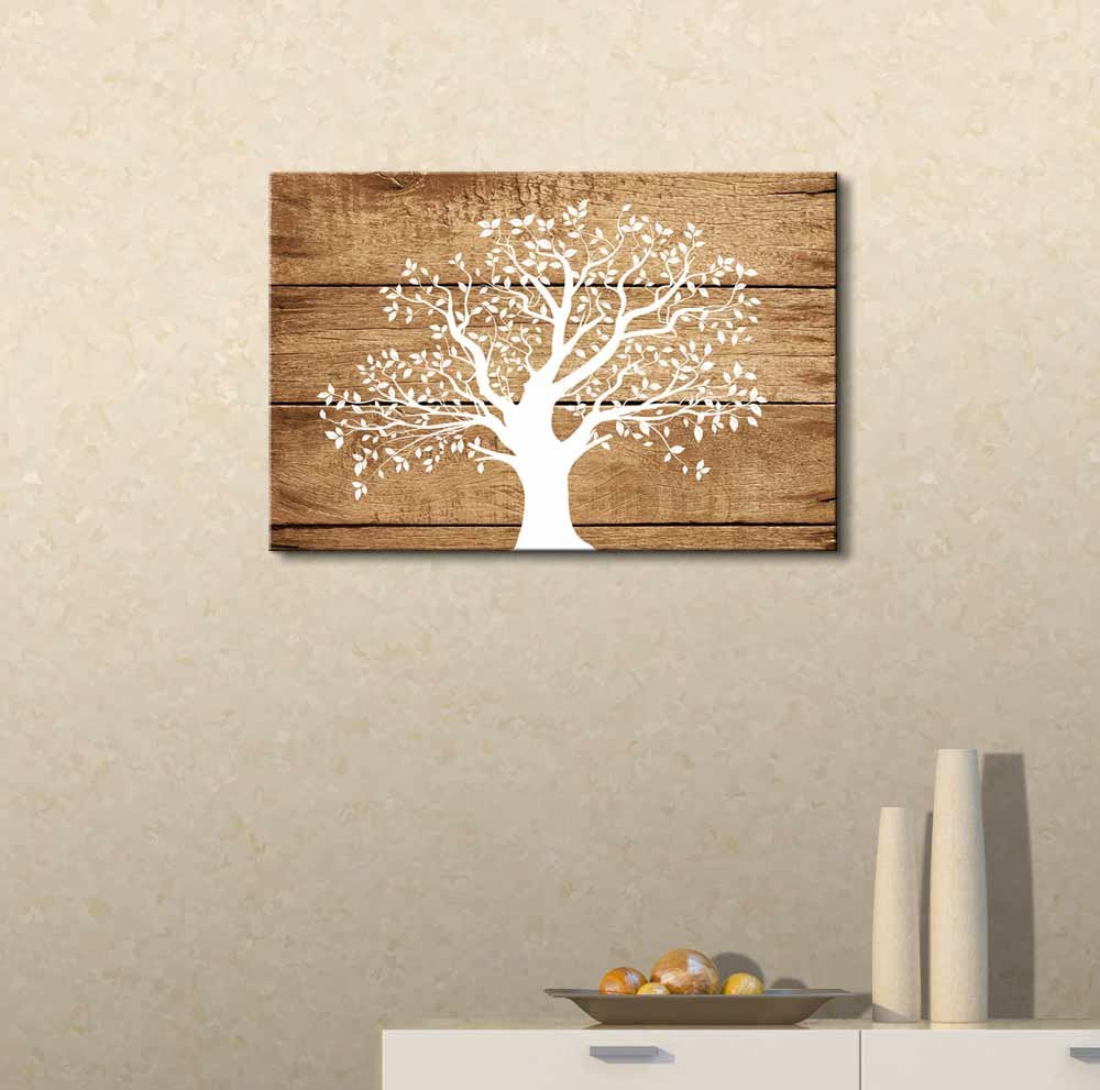 Wall26 Canvas Prints Wall Art Artistic Abstract Tree