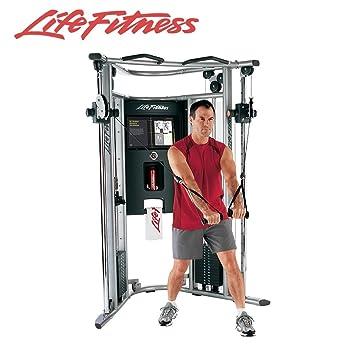 Life Fitness G7 Fuerza Station - Segunda Mano (Rest garantía 12 meses) Fitness Station No Incluidas. Banco De Pesas: Amazon.es: Deportes y aire libre