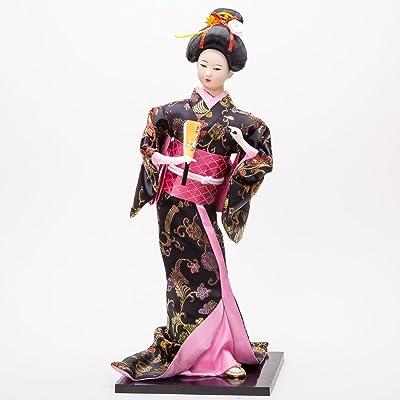 """16"""" Japanese GEISHA Oriental Doll DOL3014-16"""": Home & Kitchen,"""