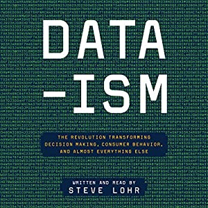 Data-ism Audiobook