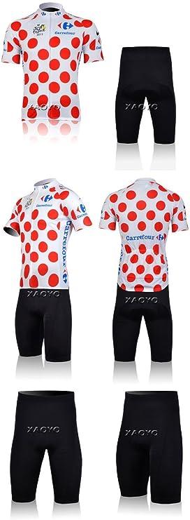 MONTON - CARREFOUR Ciclismo para bicicleta cómodo Jersey al ...